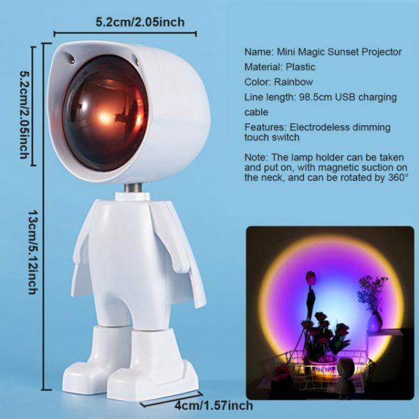 usb astronaut light 9